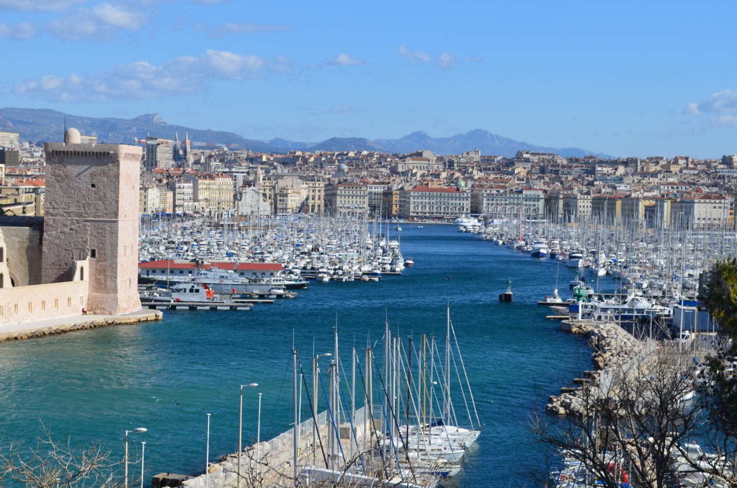 Marseille. Semaine Nautique Internationale de Mediter ranee (SNIM), Франция. Балтийский парусный клуб